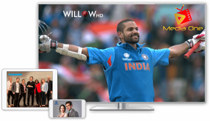 Media one cricket channels